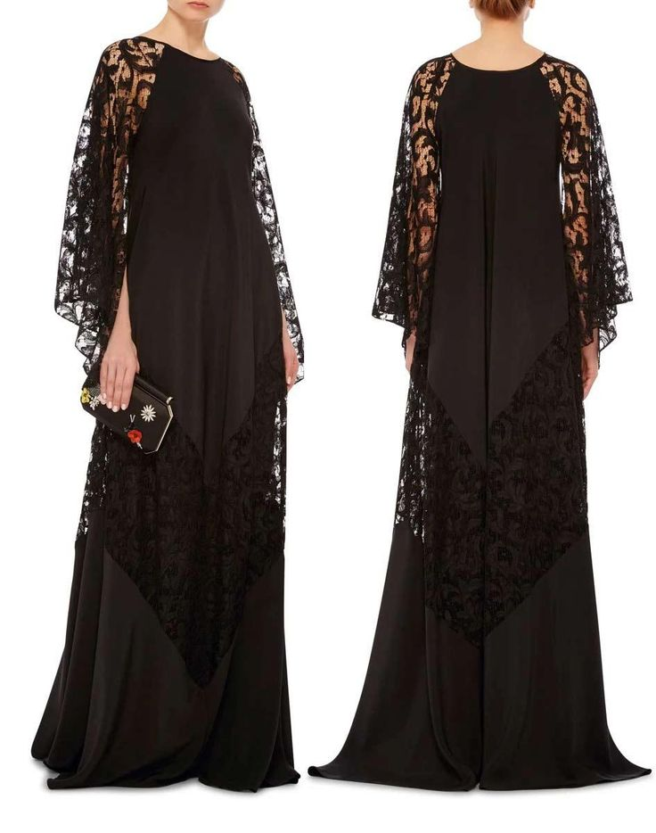 2016 Jewel Neckline Lace Caftans Arabic Evening Dresses Dubai Kaftan Abayas Muslim Evening Gowns Islamic Clothing Evening Dresses For Pregnant Women Evening Dresses For The Fuller Figure From Gonewithwind, $209.43| Dhgate.Com