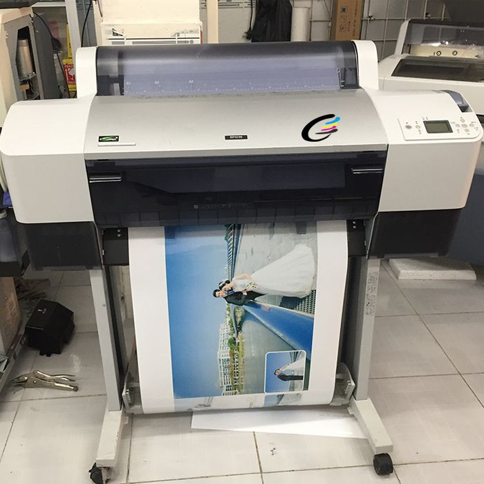 Second Hand A1 Wide Format Printer for Epson 7800 Sublimation