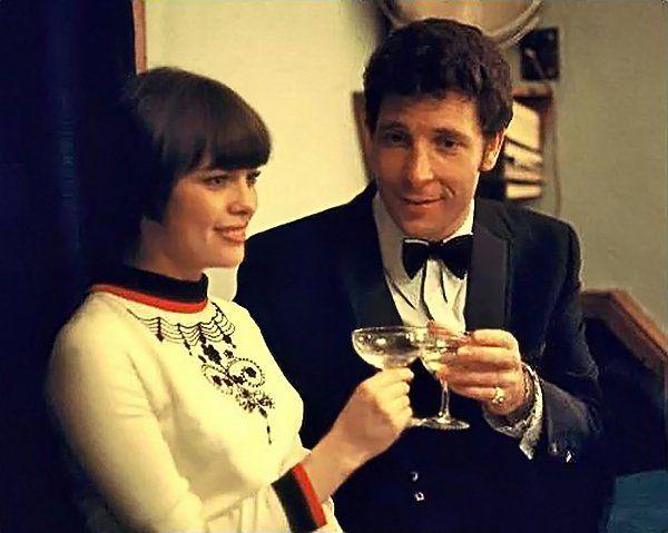 Mireille Mathieu et Tom Jones