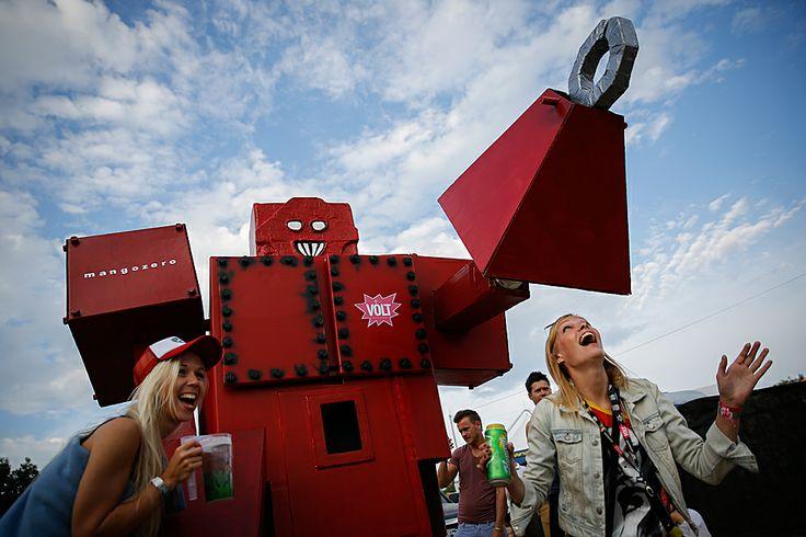 Vom 2. bis 6. Juli 2014 findet das VOLT Festival in der westungarischen Grenzstadt Sopron statt.