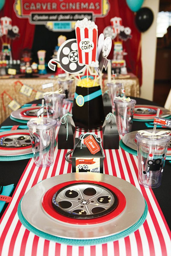 1000 Ideas About Cinema Party On Pinterest Movie Party