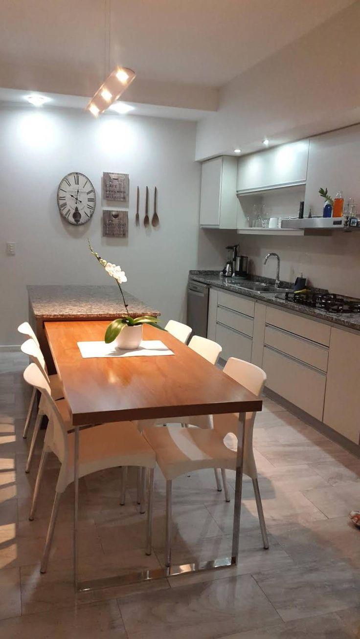 ¡Aires nuevos para una cocina funcional! - Viví la inspiración en homify Argentina