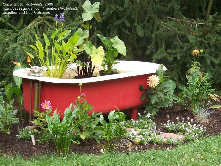 ideas about Garden Bathtub on Pinterest Bathtub decor