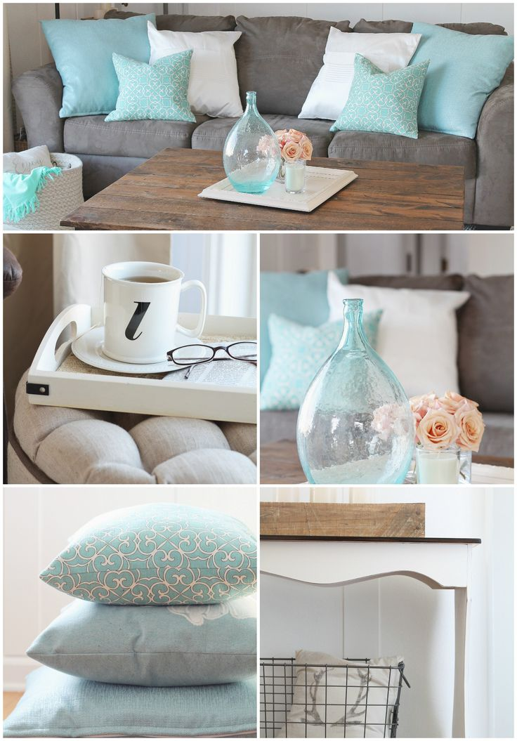 Best 25+ Aqua decor ideas on Pinterest
