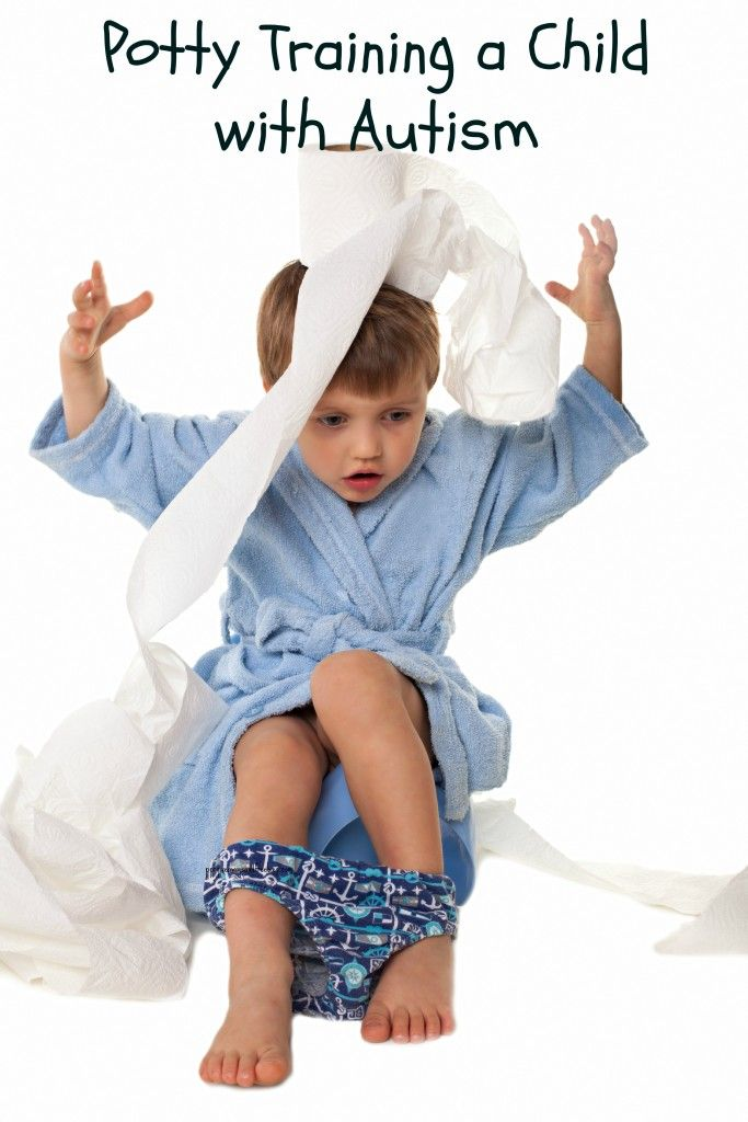 Potty training can be overwhelming to the child as well as the parent. It is even harder for parents of an autistic toddler. Learn some potty training tips for potty training a child with autism.