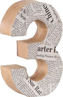 Figurka Three - Obrazy i rzeźby - Artykuły Dekoracyjne - Meble VOX