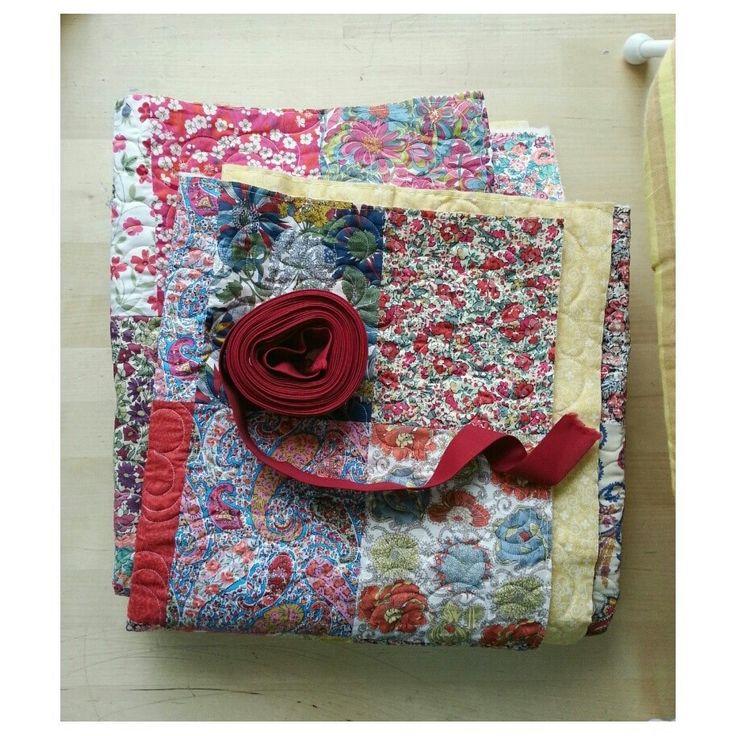 Liberty quilt..