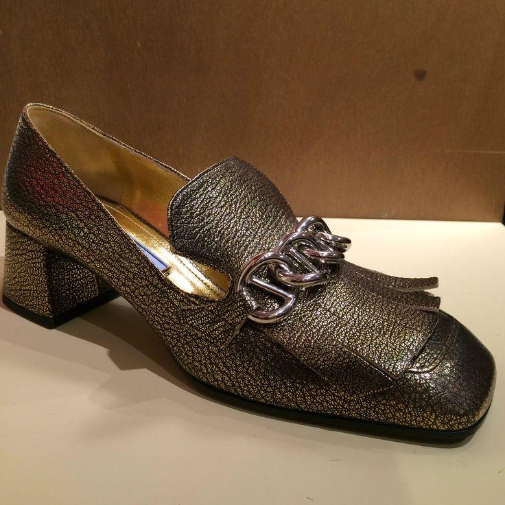 Loafer by @Prada #Prada #shoes #FolliFollie #FW14collection