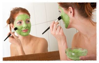 Sizare: Mascarilla hidratante casera: aguacate + aceite de oliva.