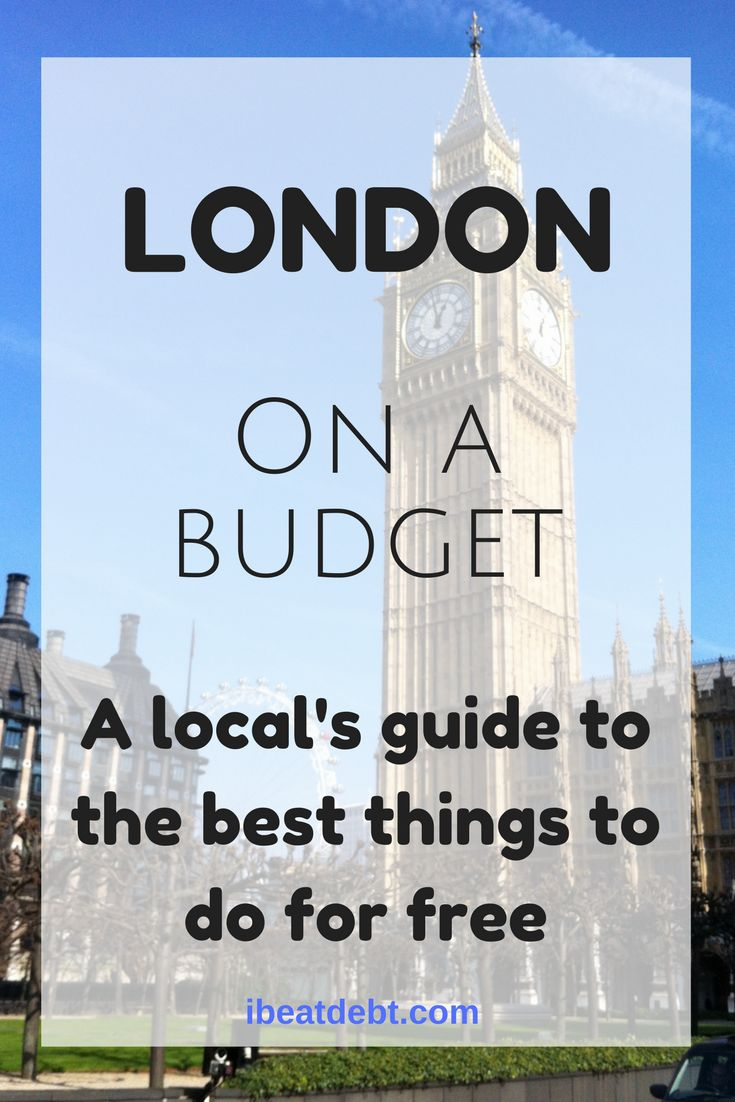 Love London? Want to know how to save money on a trip here? Here's my favourite free things to do and make the most of your visit. You will be able to cram more in and make your budget go that much further!