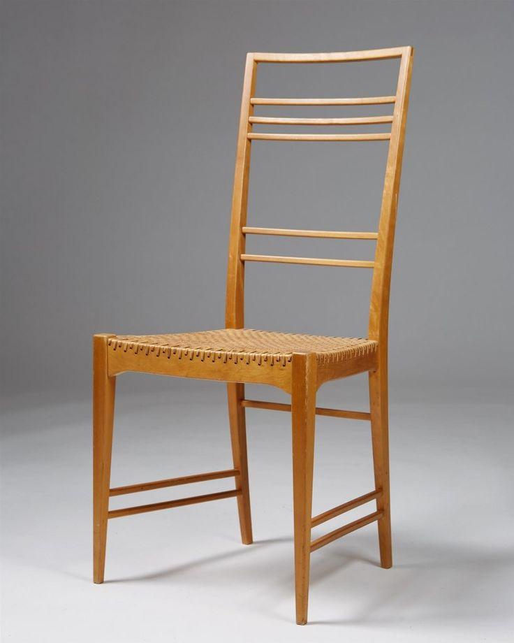"Chairs ""Poem"" designed by Erik Chambert — Modernity"