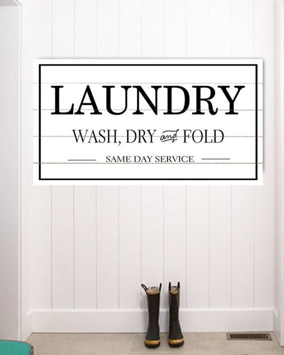 Laundry Room Signs Decor: Best 25+ Laundry Room Signs Ideas On Pinterest