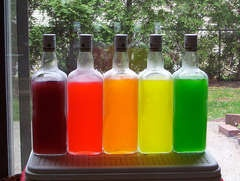 skittles vodka...taste the rainbow