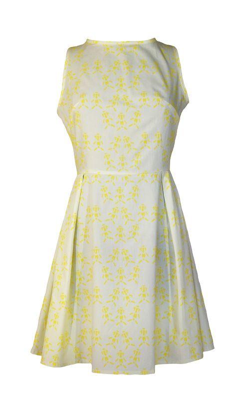 http://wildskydesign.com/  Dress with funnymanPrint