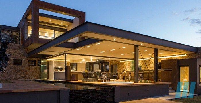 FutureSpaces - House Boz, Mooikloof Heights, Pretoria, South Africa
