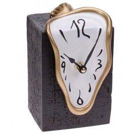 Un cub, un timp, un ceas - Ceas de birou Figueras - Antartidee