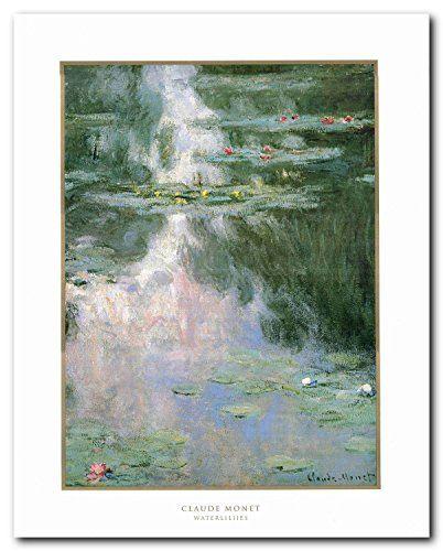 Claude Monet Water Lillies Impressionist Painting Wall De... https://www.amazon.com/dp/B01HXJ4JKC/ref=cm_sw_r_pi_dp_x_bhG7xbG8XTR04