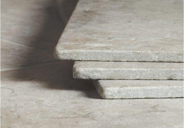 Relic Grey Limestone Tiles | Floors of Stone