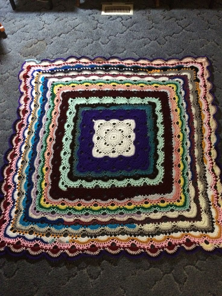 Crochet Virus Blanket : 1000+ images about My creations on Pinterest Knit patterns, Xmas ...