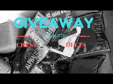 Here's my latest video! GIVEAWAY!! Reaching Milestones/Chest And Delts https://youtube.com/watch?v=xppQb3PLe7s