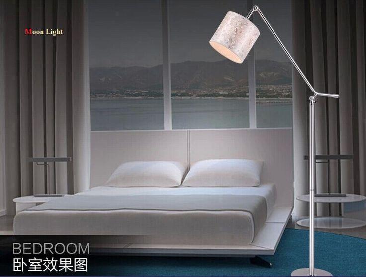 Barato Luminária de chão moda moderna cabeceira lâmpada de assoalho lâmpadas criativas, Compro Qualidade Lampadas de chão diretamente de fornecedores da China:    Lâmpadas criativas luminária de chão Moda lâmpada de assoalho moderno quarto de cabeceira         Descrição das merca