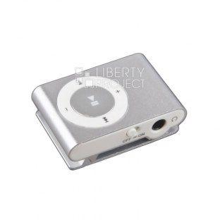 "MP3 плеер ""LP"" ""Nano"" металлический 093 (серебряный/коробка)"