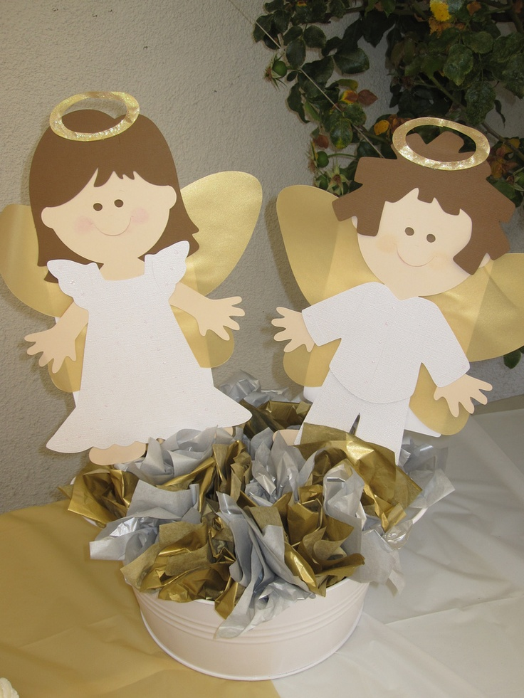 Baptism & First Communion Decorations