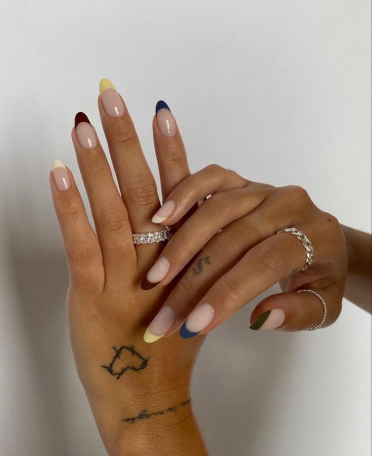 Pin by Lana on Beauty and Hairstyle | Les nails