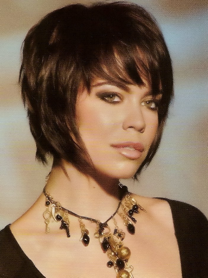 ways to style short layered hair 400 best 16601 stacked styles 1 images on 1910 | db51a9926c34c8c093ae4f54d2f7cdec layered hairstyles with bangs short bob hairstyles