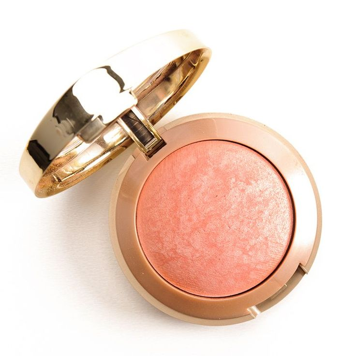 Anne Marie - Milani Luminoso Baked Blush. Make sure it's the baked, not the regular. This is drugstore