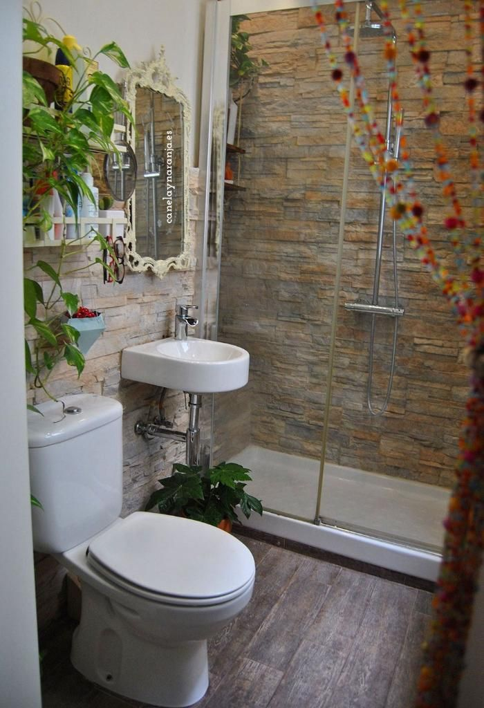 Before and after my mini bathroom community leroy - Leroy merlin banos ...