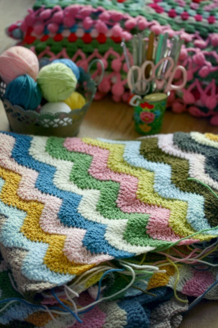 RIPPLE  Blanket by Coco Rose Diaries