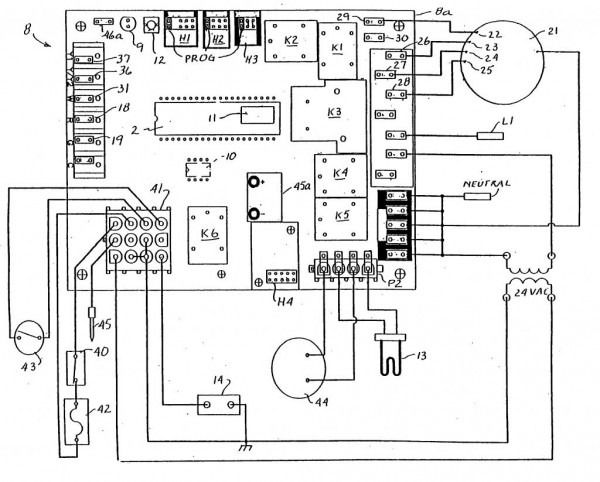 Suburban Rv Furnace Wiring Diagrams For Gas Diagram Gas Furnace Furnace