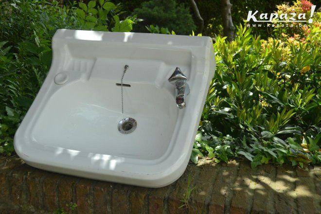 Retro lavabo, Badkamermeubels, Antwerpen 1 | Kapaza.be