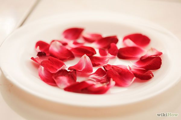 Dry Rose Petals - wikiHow