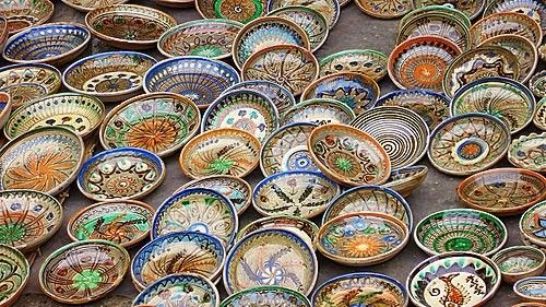 Horezu Pottery - Traditional Romanian Pottery