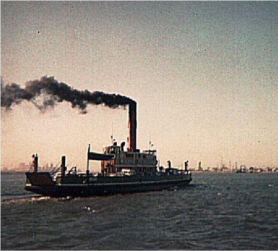 Stockton Ferry  (Newcastle NSW)