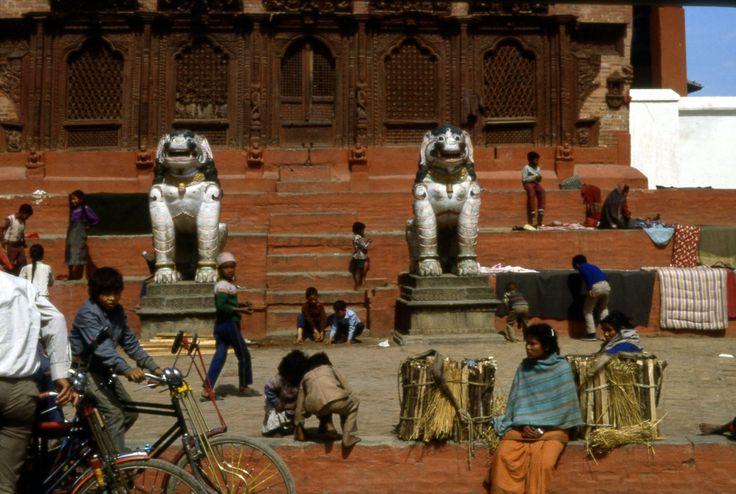 Kathmandu Shiva Temple