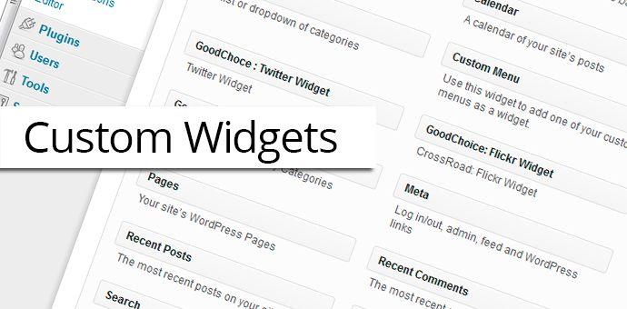 How to Create and Add Custom Widgets to WordPress Theme http://bit.ly/1AXBuPh
