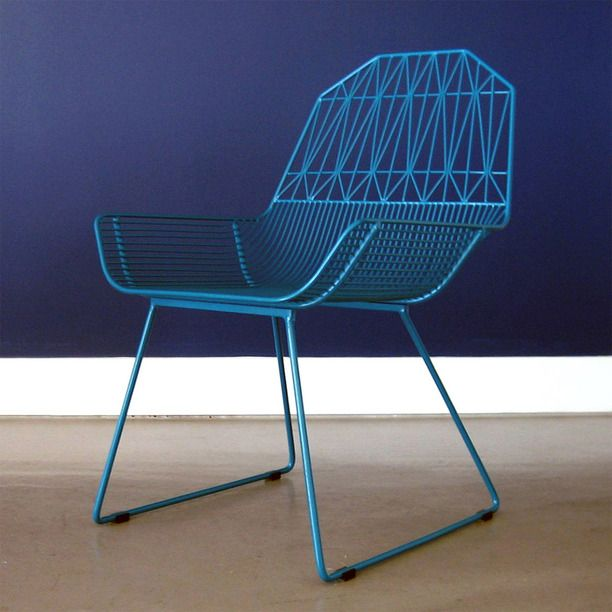 how are chairs made outdoor sling blue metal chair industrial farmhouse pinterest stuhle bauhaus and