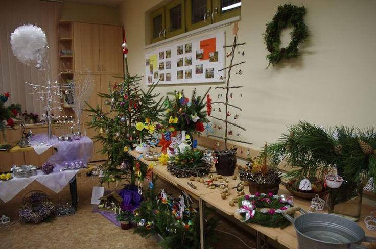 Vánoční Výstava 2011  - Informační Centrum Na Rychtě, Praha Vinoř  ( DIY, Hobby, Crafts, Homemade, Handmade, Creative, Ideas)