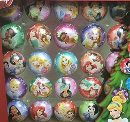 Hallmark Disney Countdown-to-Christmas Fillable Ornament Set (Princess) - https://www.amazon.com/dp/B00PIB49Y4?m=A2T6OAKJ7ZRTXD&ref_=v_sp_widget_detail_page