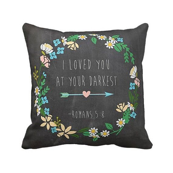 Pillow Cover by Jolie Marche
