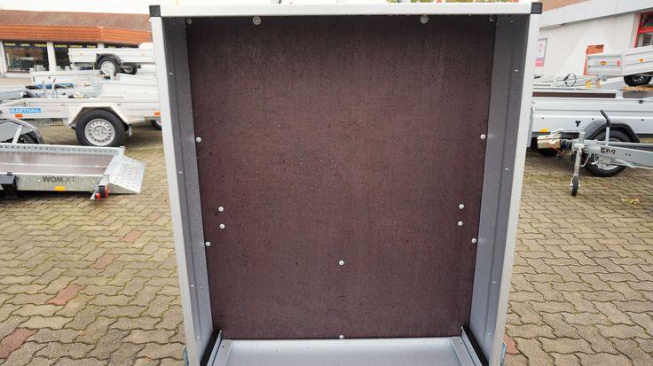 HL-EU 0 Kastenanhänger TPV 1325mm x 1075mm