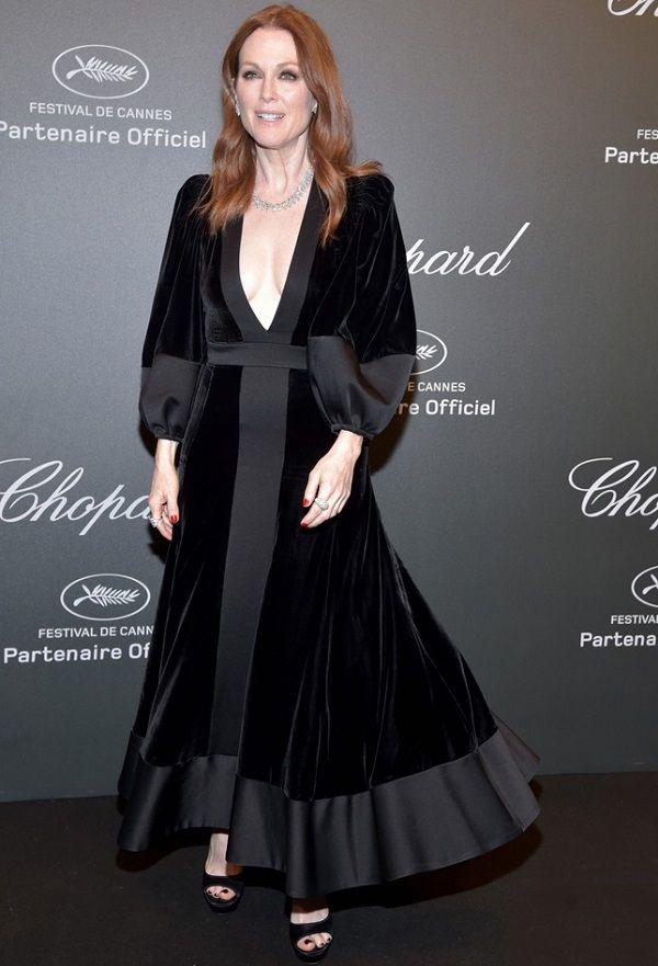 Julianne Moore Cannes 2017, Джулианна Мур Каннский кинофестиваль 2017