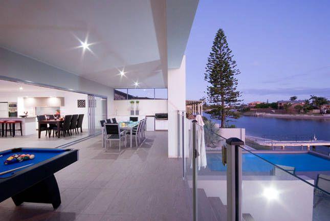 Castaways    good medium price range. lovely home available, $780 a night $210 each