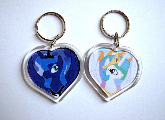 Princess Celestia and Princess Luna double by pookatdinocrafts, $5.00