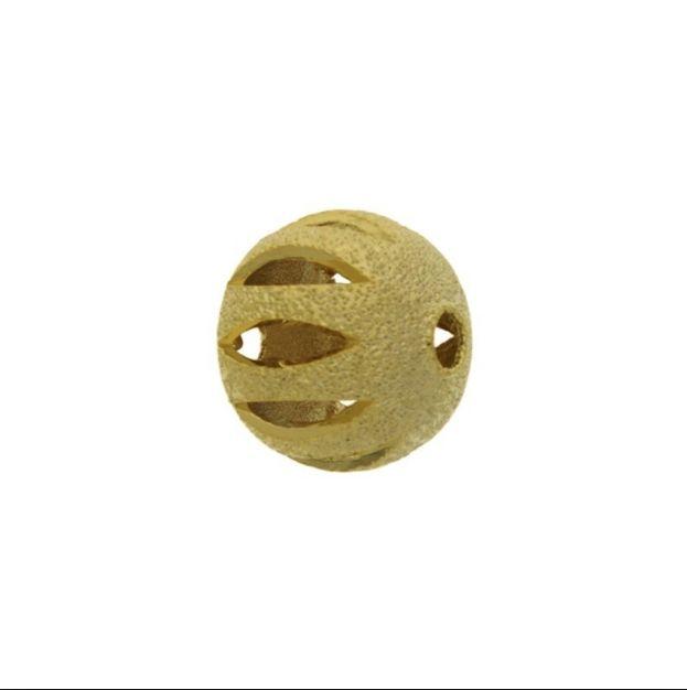 BCALCO10 Bola Calada azucarada en chapa de oro 14k, diámetros 10mm, ideal para bisuteria fina, precio x gramo $3.50 pesos, precio medio mayoreo (100 gramos)$3.40, precio mayoreo (250 gramos)$3.30, precio VIP(500 gramos) $3.20