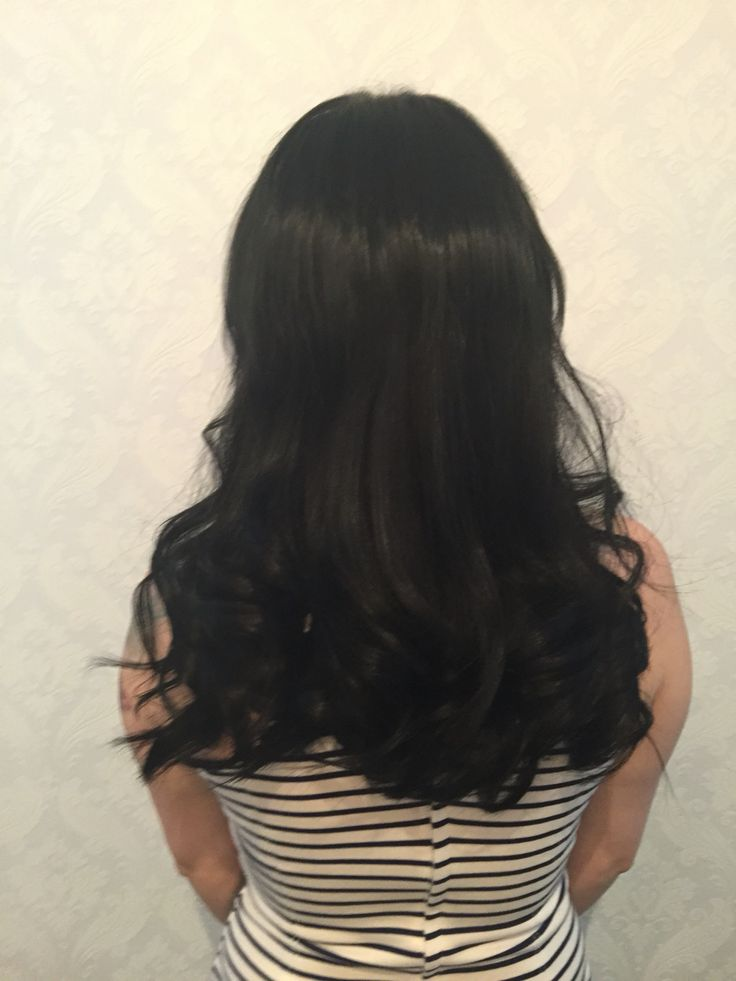 Black Beauty with Flawless Wavey Weave  www.chillicouture.com.au