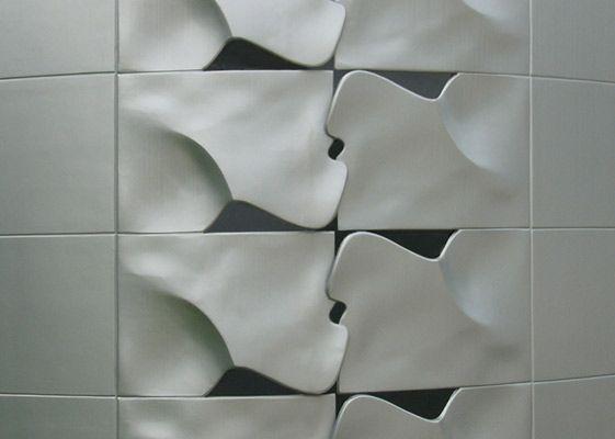 Wall panel gfrc
